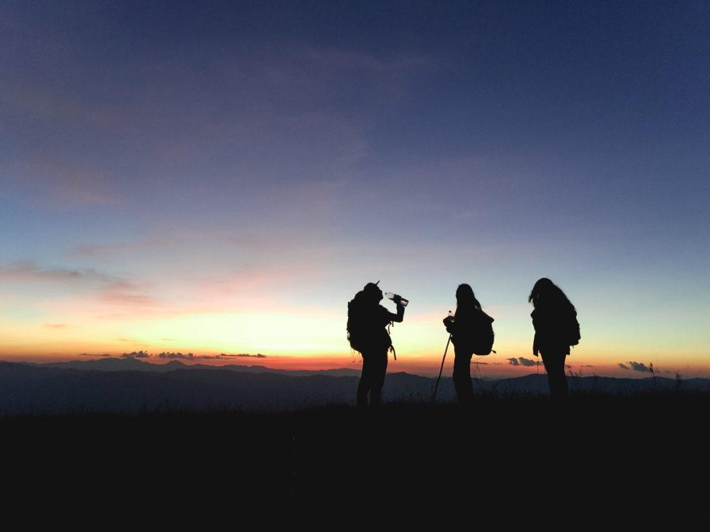 sunset poles