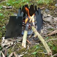 camper wood stove